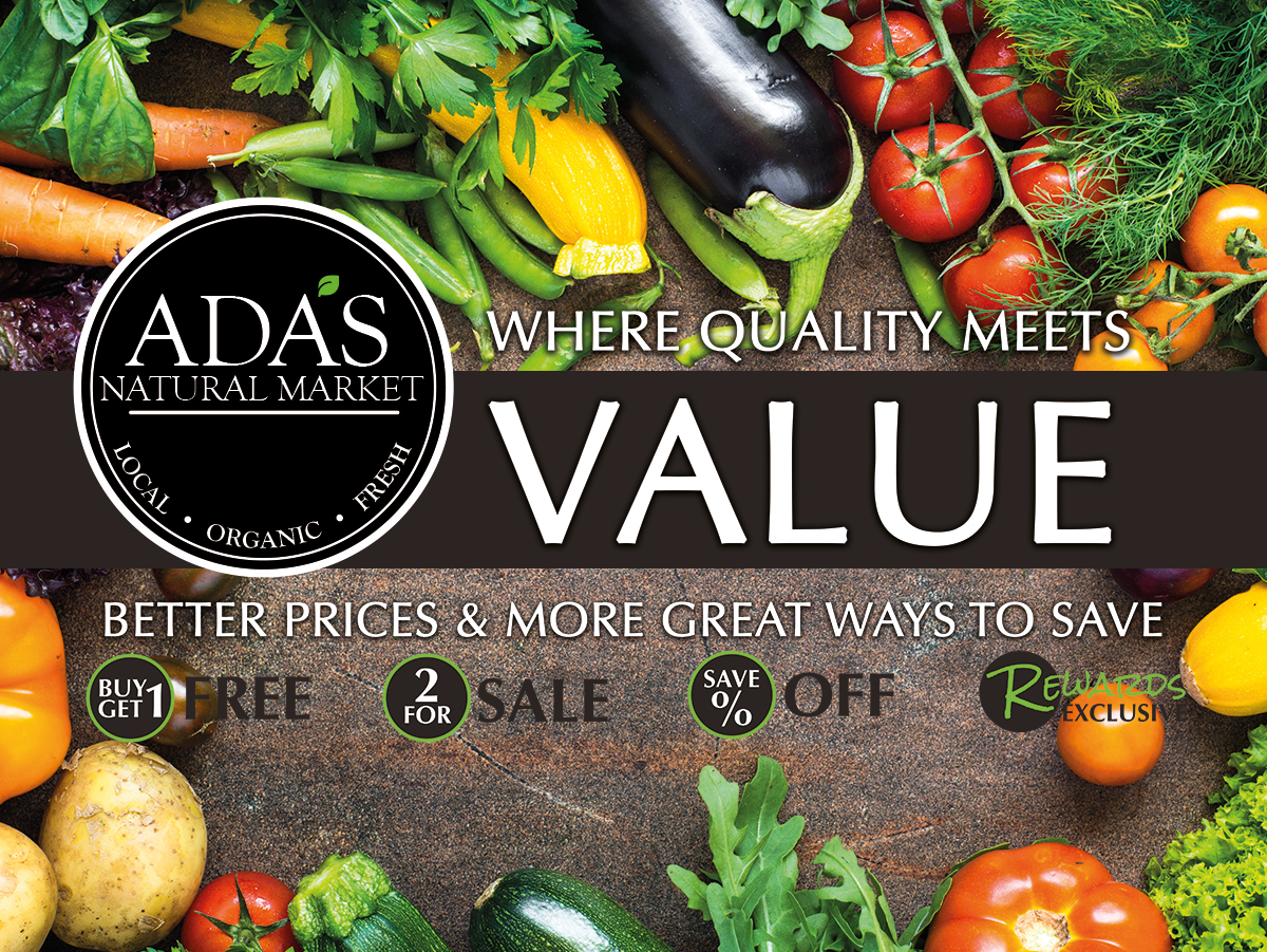 grocery store Adas Natural Market Fort Myers organic health food